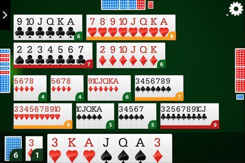 Gameplay Jogo Tranca para Android - MegaJogos