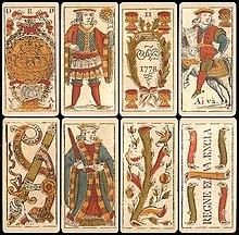 Cartas do baralho espanhol