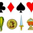 História dos Naipes de baralho nos jogos de cartas!