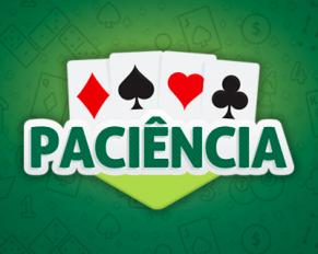 Paciência jogo cartas online