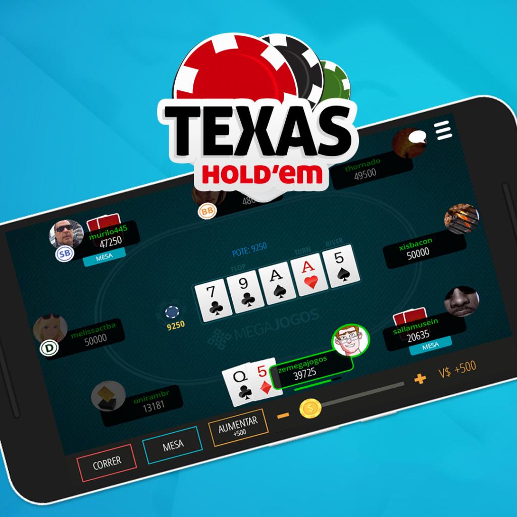 Texas Hold`em poker
