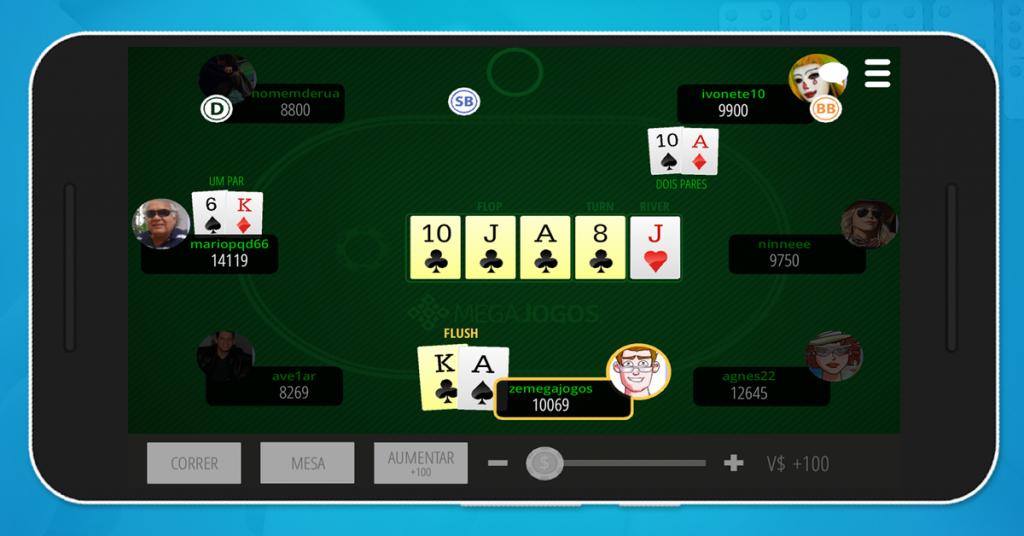 Poker Texas Hold`em