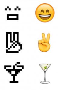 emojis antigos