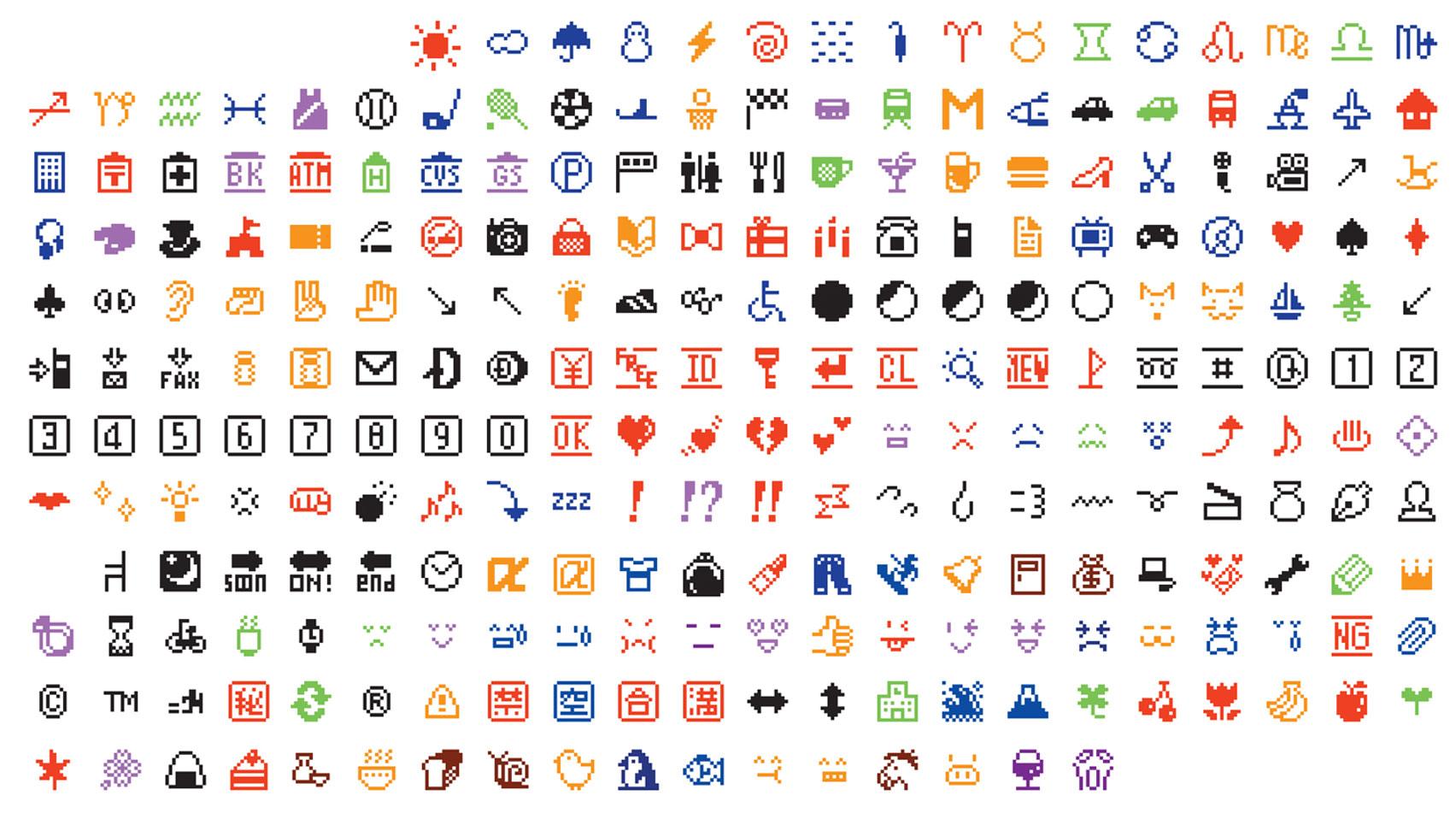 emojis originais