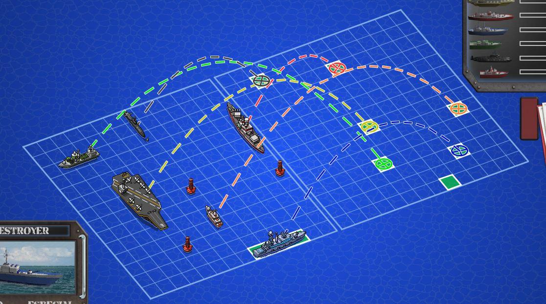 batalha naval MegaJogos