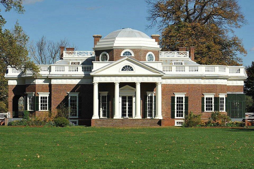 cúpula em Monticello